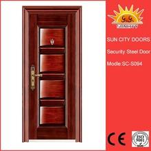Exterior security metal iron main door SC-S094
