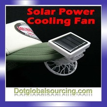 new arrival white color portable Solar Power cooling pad air cooler
