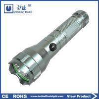 D23 new model aluminium bailong led torch
