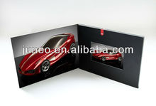 New Brand Fair gift promotion Video Greeting card for promotion