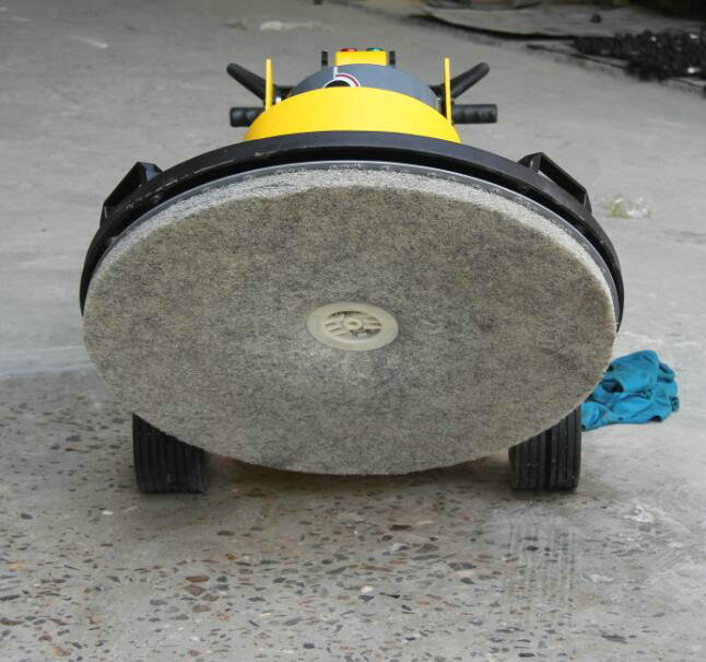 C8 variable speed floor polisher machine buy floor for Concrete cleaning machine