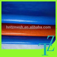 high quality hdpe hay tarp to cover , pe tarp for tarp bags