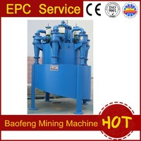 High QUality Mineral Machine Hydrocyclone Group of Yantai Baofeng
