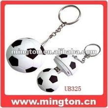 2012 new customize gift soccer usb flash drive