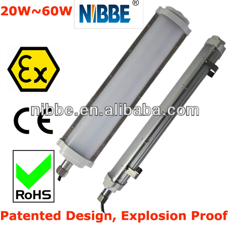 led explosion proof fluorescent lamp buy explosion proof fluorescent. Black Bedroom Furniture Sets. Home Design Ideas
