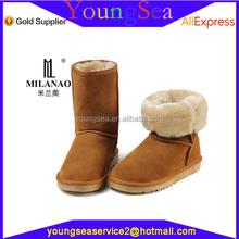2015 New Fashion Cheap Price Warm Winter Snow Boots Women