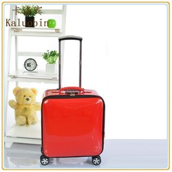Wheeled Carry-on Suitcase, Roling Hand Suitcase, Upright Carry-on Spinner Luggage