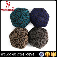 myrimony cheap berets pattern, leopard hat