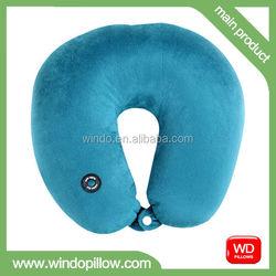 music mp3 massage neck pillow,beads massage neck pillow