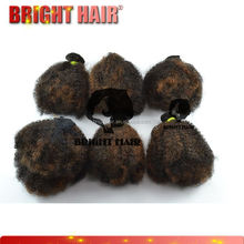 Wholesale World Cup Top Quality Synthetic Hair Noble Gold Synthetic Hair