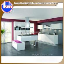 Modern kitchen furniture modular new design malaysia unique kitchen cabinet