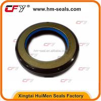 Power steering oil seal for POM