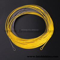 In stock no MOQ double color windcutter fly fishing line