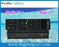 Tocomsat duplo vivobox S926 Plus FTA receptor de satélite para América del Sur