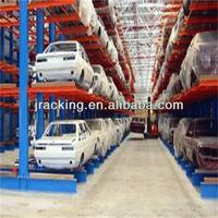 Jracking Warehouse Storage Cantilever Racking Heavy Equipment Tires