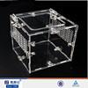 Acrylic Reptile Display Cage, Pet Display Case, Reptile/Pet Acrylic Cage