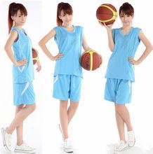 2014 Fashion Style Custom Made Women Basketball Wear