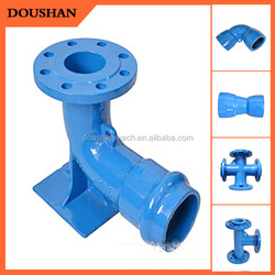High quality auto a/c aluminum pipe fitting clear iron casting resins