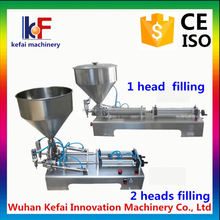 electricity and pneumatics 5 gallon Spring barreled water filling machine