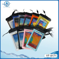 Wholesale china fatory price waterproof case forAll 4.8-5.5inch screen phones outdoor sports