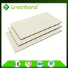 Greenbond pvdf waterproof density of construction material acp