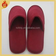 Women wholesale indoor room terry cloth slippers