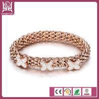 butterfly slave bracelet elastic wholesale expandable bracelet