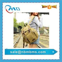 British Style Simple Fashion Lady Backpack