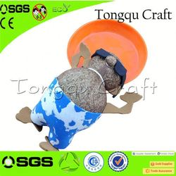 educational toys toy cats that look real grass head doll wholesale toy robot , ride on walking toy animals