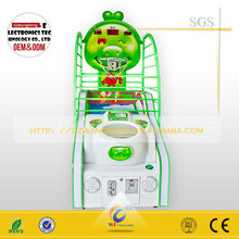 2015 China basketball arcade game machine,electronic basketball scoring machine