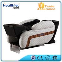 Fiberglass salon Electrical massage salon shampoo bed