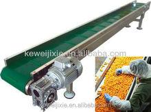 WXJ net belt vegetable and fruit sorting machine