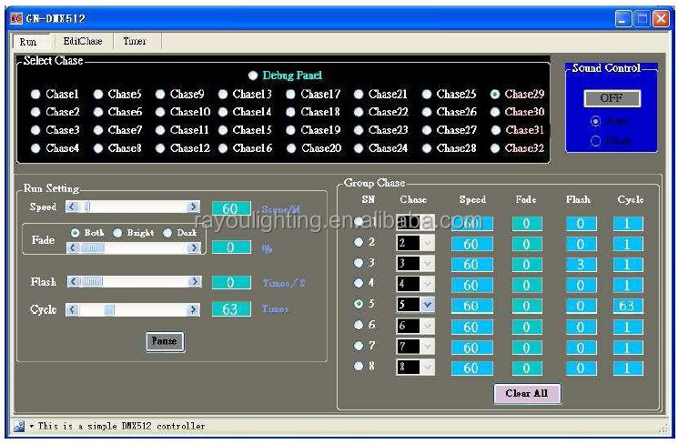 dmx512 control interface 2jpg