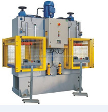 HSP-1500T hydraulic press with cushion for deep drawing