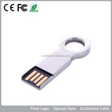 hotsale mini metal usb memory, logo laser engraving metal usb flash drive, metal flash disk