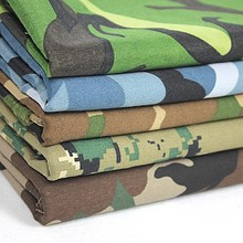 wholesale many kinds of fabric camouflage for clothes