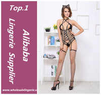 New design european sheer lingerie for wholesales