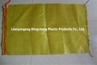 52x85 PP leno potato mesh bags
