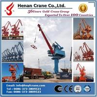 GM35t35m fixed model jib crane portal crane single jib crane