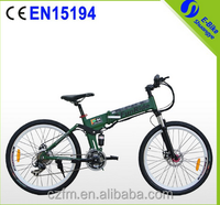 26inch e-bike electric mountain bicycle with EN15194