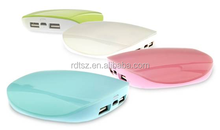 Factory Supply OEM Brand new wholesale mobile portable mobile power bank gift