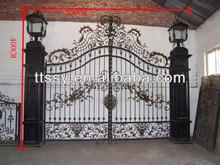 Portões de ferro forjado modelos para casas / projetos portão de ferro