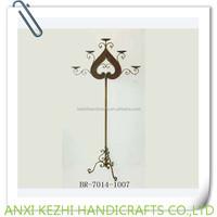 metal floor wedding candelabra