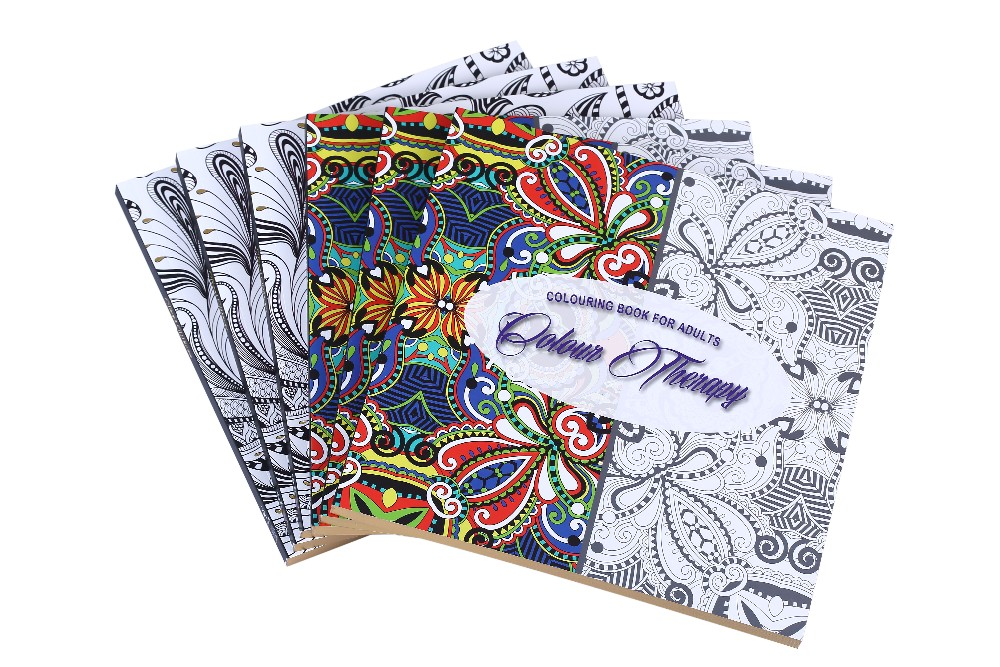 adult coloring book printing,secret garden adult coloring book printing,top quality secret garden adult coloring book printing