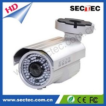 H.264 & H.265 with extended base for cable 5MP security camera system