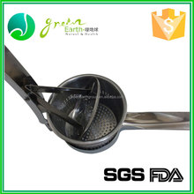 Good quality The Most Popular sweet stainless steel potato crusher