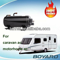 Auto Spare Parts boyard r407c r410a a/c air conditioner rohs compressor for Camping Car motor home in china