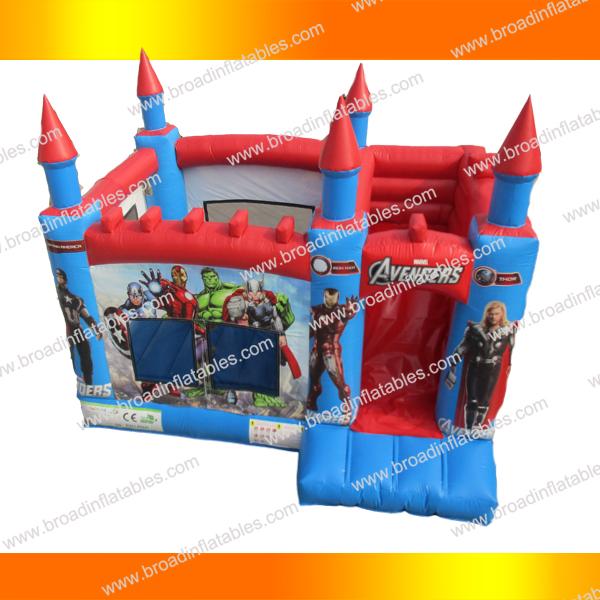 inflatable bouncy slide05