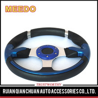 13inch PU rally steering wheels car accessory