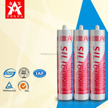 Acetoxy silicone sealant clear FF-2200
